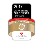 American Stroke Association's Get With The Guidelines® — Heart Failure Gold Plus Quality Achievement Award