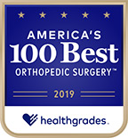 Healthgrades America's 100 Best Hospitals for Orthopedic Surgery