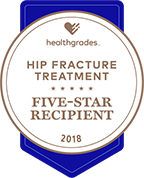 Health Grades Hip Fracture Treatment Five Star Review