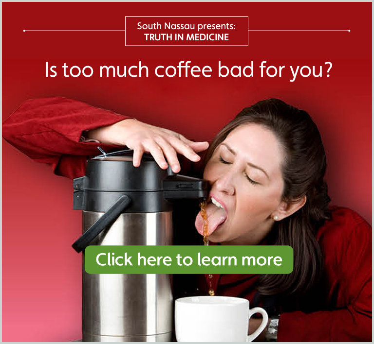 Is too much coffee bad for you?, caffeine, Truth in Medicine