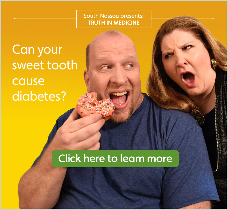 Truth In Medince - Can your  sweet tooth cause  diabetes?