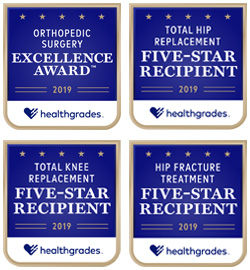 Healthgrades Orthopedic Awards