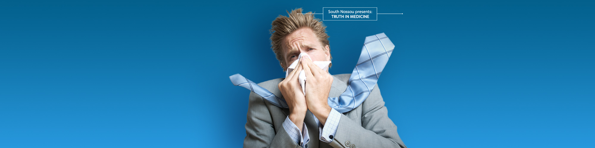 Does your heart stop when you sneeze? Our experts have the answers. LEARN MORE>