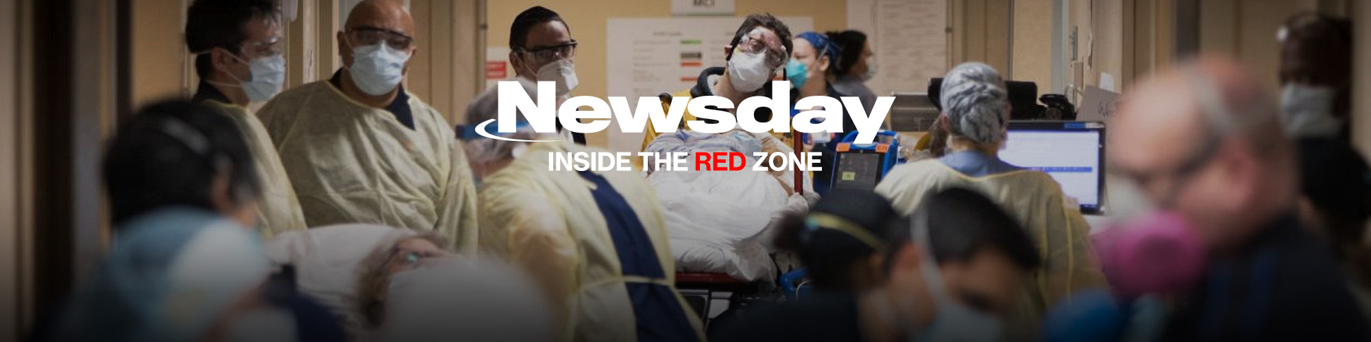 Newsday Exclusive: Inside the Red Zone Battling the Coronavirus Inside Mount Sinai South Nassau ... READ MORE