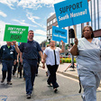 Empire BlueCross Members Rally to Support South Nassau & Call on Blue Cross to Stop Putting Profits Ahead of Patients