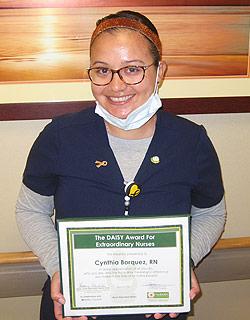 Cynthia Borquez, RN