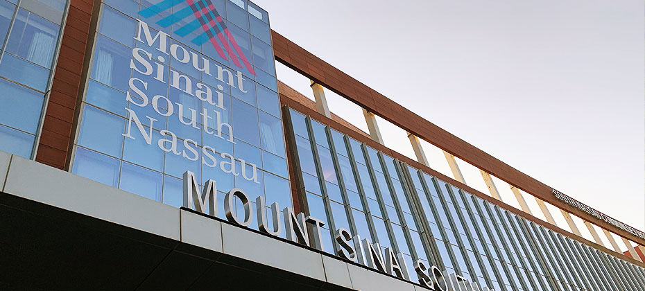Mount Sinai South Nassau - About Us