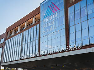Mount Sinai South Nassau Cancer Treatment Center