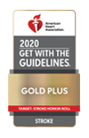 Stroke Gold Plus Quality Achievement Award