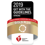 American Stroke Association's Get With The Guidelines® — Stroke Gold Plus Quality Achievement Award