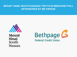 Mount Sinai South Nassau TIM Logo