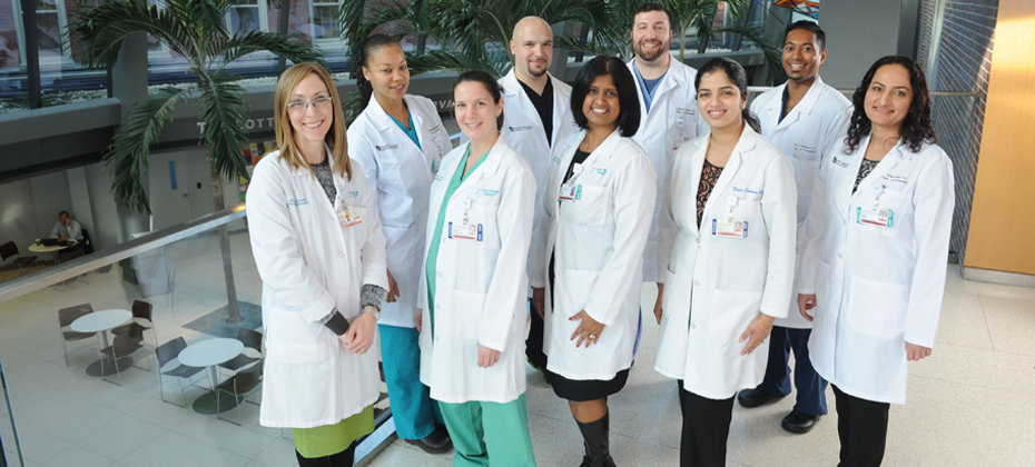 Medical and Healthcare Staff at South Nassau Communities